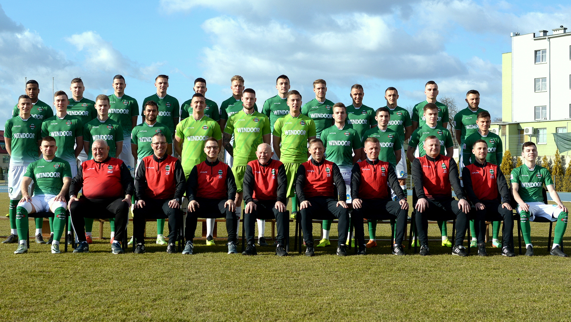 Radomiak Radom II liga 2018/2019