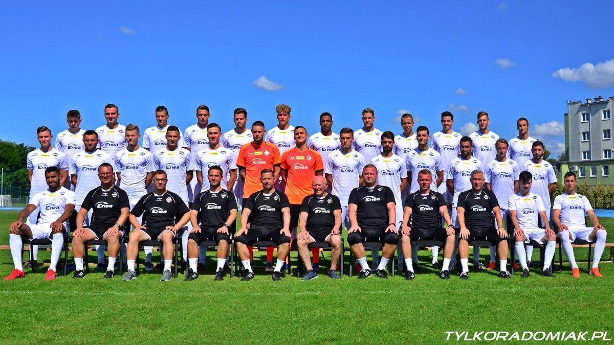 Radomiak Radom I liga 2019/2020