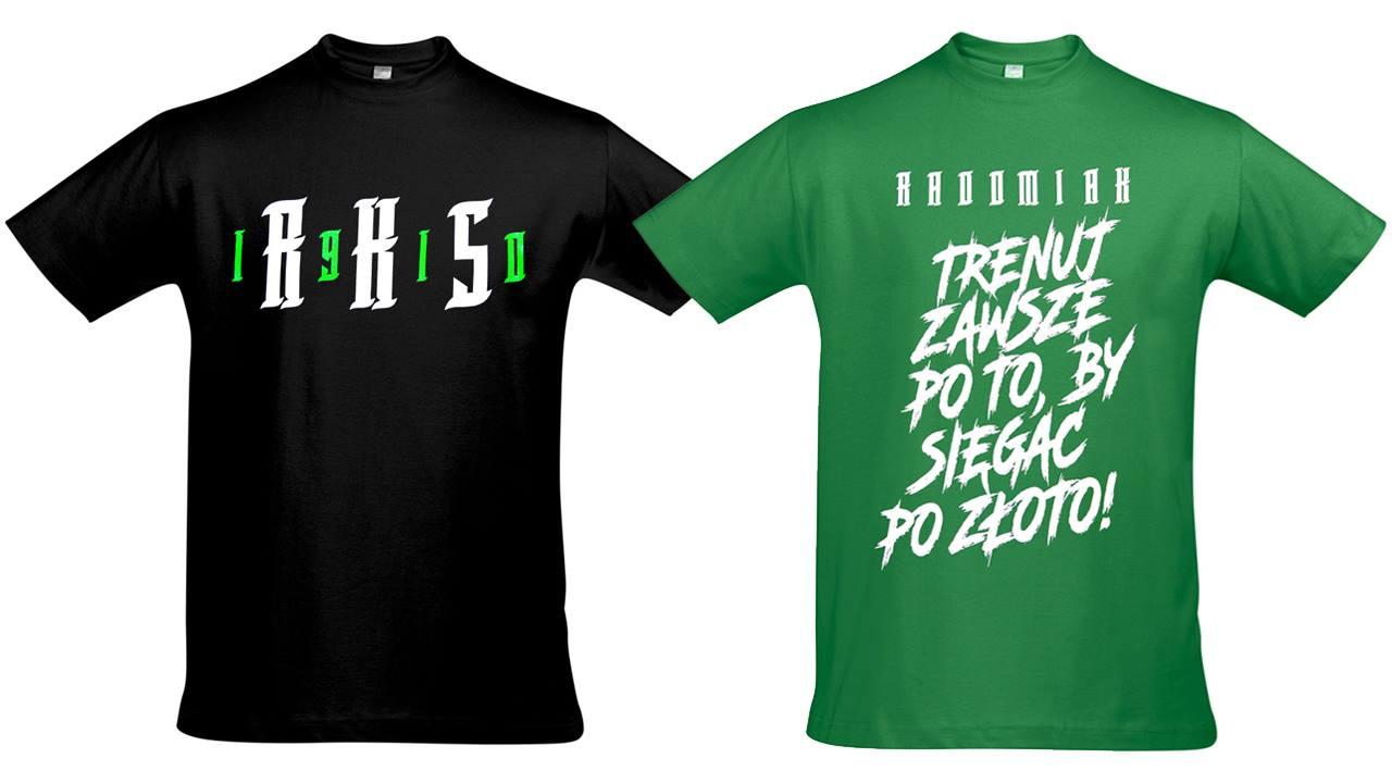 2c6dc5488 Nowe koszulki kibicowskie w sklepie - TylkoRadomiak.pl