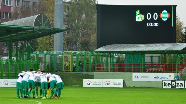Radomiak przed meczem z GKS Bełchatów