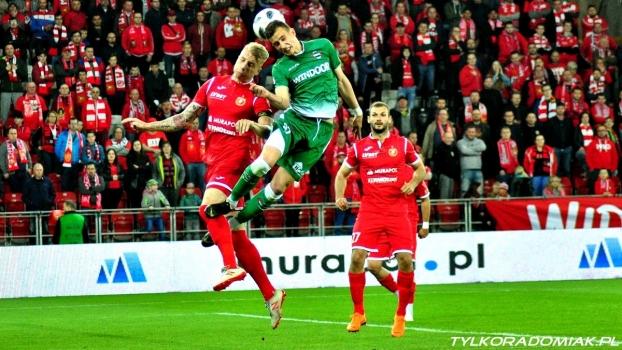 Widzew Łódź - Radomiak Radom 0:0
