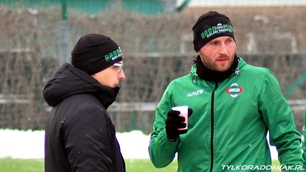Adam Banasiak piłkarzem Radomiaka