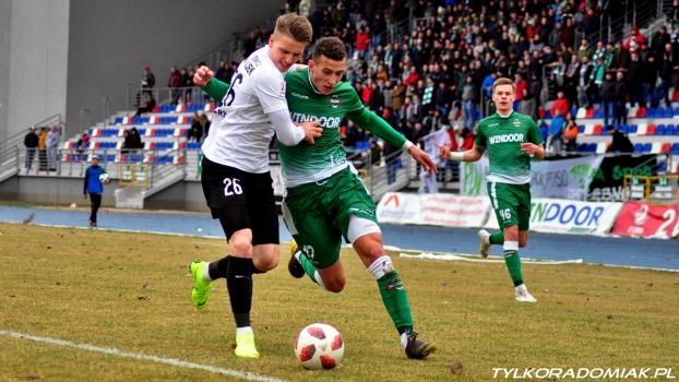 Radomiak Radom - Rozwój Katowice 2:0 (1:0)