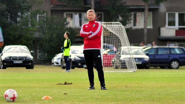 Trener Banasik o zmianach w zespole