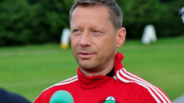 Trener Dariusz Banasik o meczu z Górnikiem