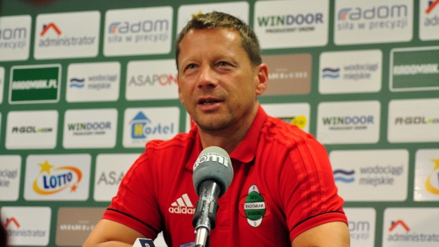 Trener Dariusz Banasik o meczu z FC Viitorul
