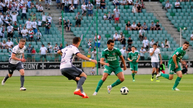 Legia Warszawa - Radomiak Radom 0:0