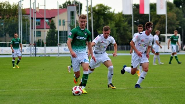 Radomiak Radom - Olimpia Elbląg 5:0 (3:0)