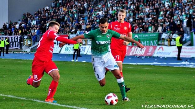 Radomiak Radom - Widzew Łódź 0:1 (0:1)