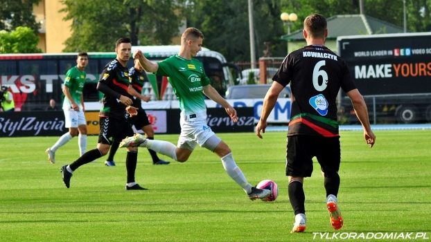 PP: Radomiak Radom - GKS Tychy 1:2 (0:0)