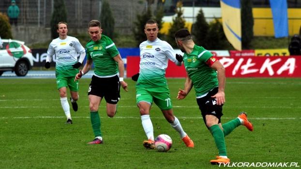 Radomiak Radom - GKS Bełchatów 2:0 (1:0)