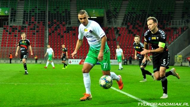 Gole z meczu GKS Tychy - Radomiak [WIDEO]
