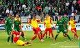 Radomiak Radom - Korona Kielce 2:0 (2:0)