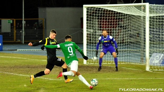 Radomiak Radom - GKS Jastrzębie 2:0 (1:0)