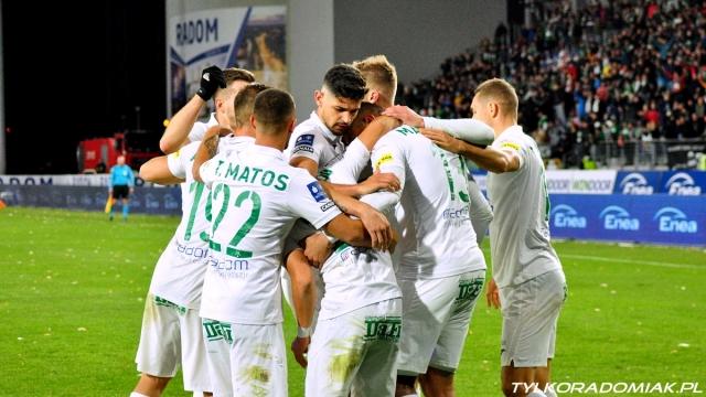 Ekstraklasowe rekordy Radomiaka [22.10.2021]