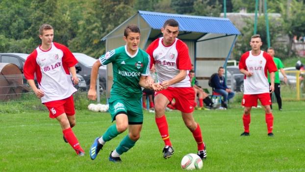 Puchar Polski: Polonia Iłża - Radomiak II Radom 3:2 (2:1)