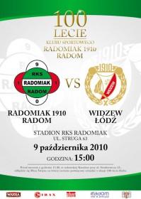 Radomiak - Widzew