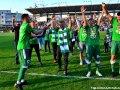 Radość po wywalczeniu awansu do I ligi