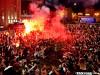 Radość na stadionie i feta na Placu Jagiellońskim [WIDEO]