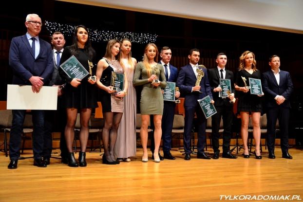 Gala XXV Plebiscytu Sportowego Echa Dnia