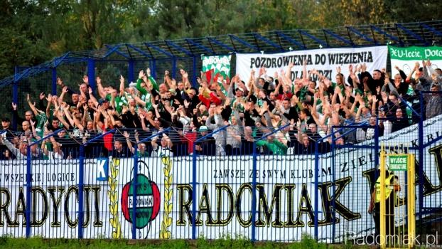 W sobotę wyjazd do Białobrzegów - zapisy codziennie w Sports Bar Radomiak!