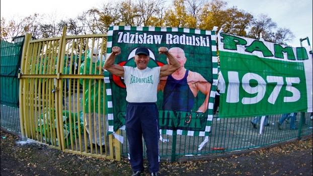 82. urodziny Zdzisława Radulskiego