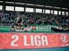 Widzew, Elana, Skra w II lidze