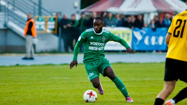 Matthieu Bemba odchodzi z Radomiaka