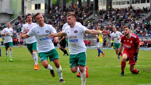 Radomiak Radom - Olimpia Elbląg 4:0 (2:0)