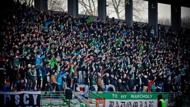Sprzedaż biletów na sobotni mecz z Rozwojem Katowice