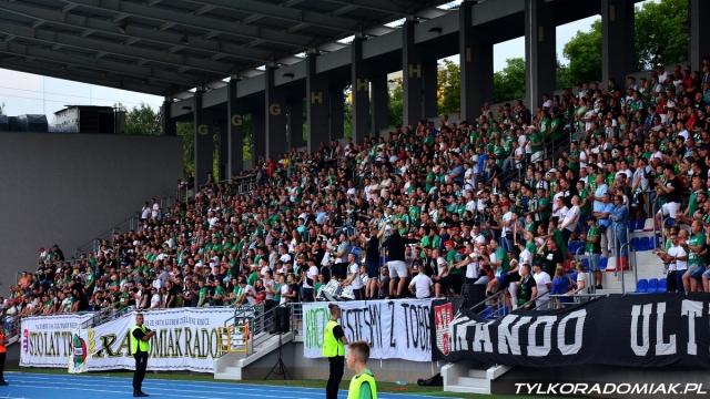 Sprzedaż biletów na mecz z GKS Jastrzębie