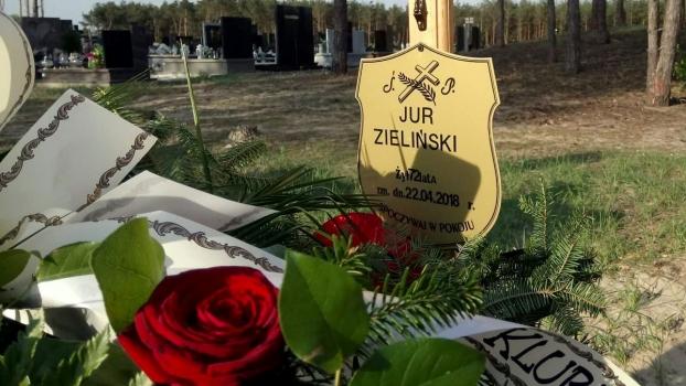 Ostatnia droga Jura Zielińskiego