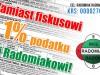 Przekaż 1% podatku na rozwój Radomiaka!