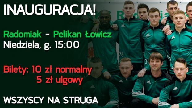 W niedzielę inauguracja wiosny przy Struga - informacje o biletach i karnetach!