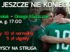 W środę mecz z Omegą - WSZYSCY NA STRUGA!