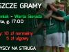 W sobotę mecz z Wartą - WSZYSCY NA STRUGA!