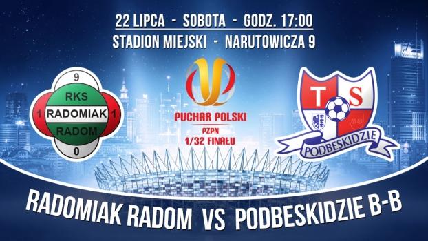 Gramy o Puchar! W sobotę mecz z Podbeskidziem! Kup bilet w przedsprzedaży!