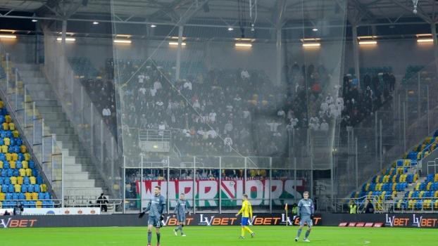 Grali przyjaciele: Legia na zakazie w Gdyni