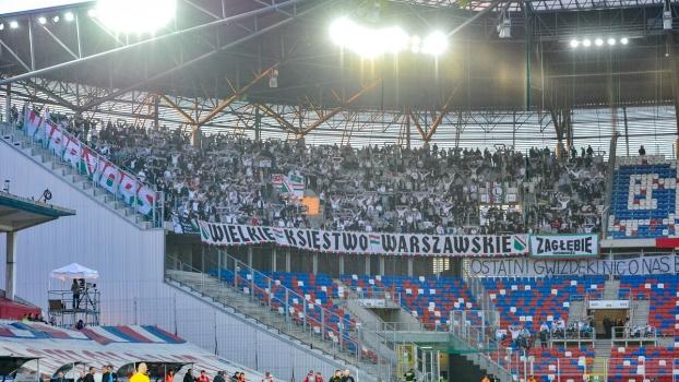 Grali przyjaciele: Legia gra o finał Pucharu Polski