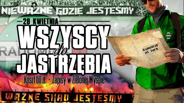 Zapisy na wyjazd do Jastrzębia!
