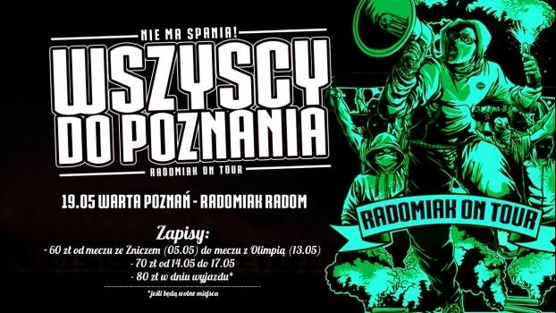 Zapisy na wyjazd do Poznania!