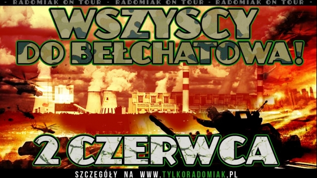 Ostatnie miejsca na wyjazd do Bełchatowa