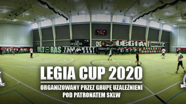 Kibicowski turniej Legia Cup 2020 za nami