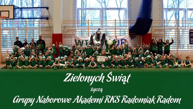 Zielone Mikołajki w grupach naborowych [FOTO] & [WIDEO]