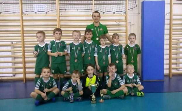 Rocznik 2011: Podium w Młodzik Cup