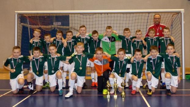 Rocznik 2008: Wygrana w Juventa Cup